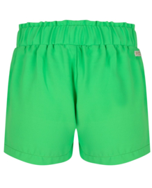 Indian Blue Jeans: Paperbag Shorts Island Green