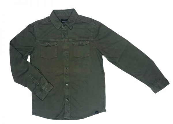Cars Jeans: Blouse army groen