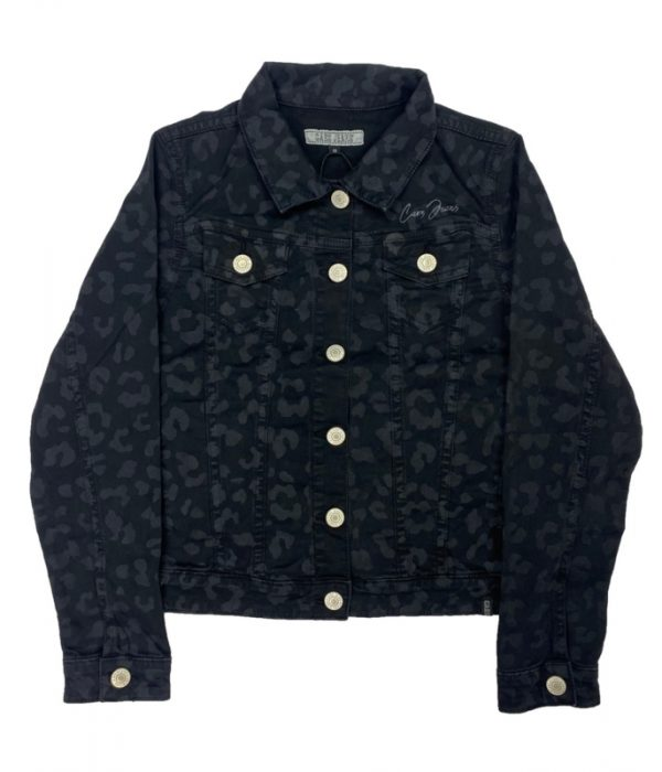 Cars jeans: Jacket - All over print black