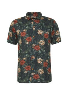 Cars Jeans: Leads Shirt Print - Army