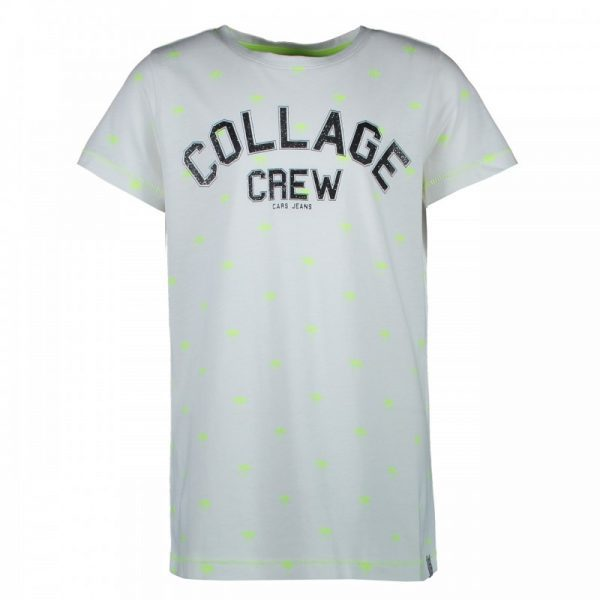 Cars Jeans: T-shirt Linares - White