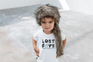 Noeser: Tom hipster lost boys club Feather white