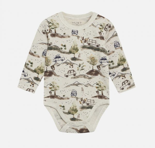 Hust & Claire: Buster romper
