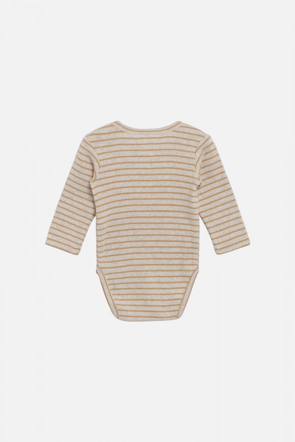 Hust & Claire: Romper buster - beige
