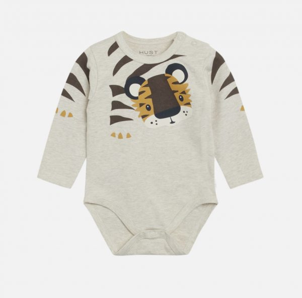 Hust & Claire: Buster Romper- Lion