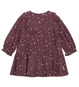 Hust and Claire: Kirse Dress- Purple