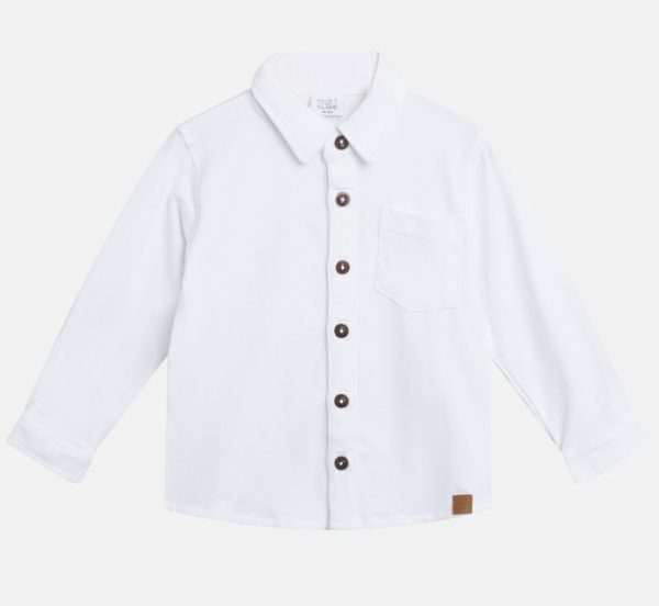 Hust & Claire: Rudy shirt - wit