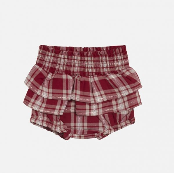 Hust & Claire: Hilma short - Rood