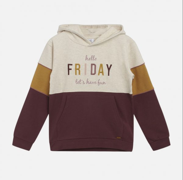 Hust & Claire: Selena Hoodie Friday